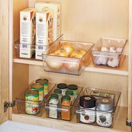 Cabinet Organizer, Pull Out Pantry Organizers