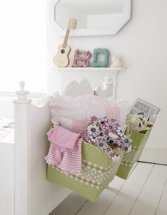baskets for storage?...