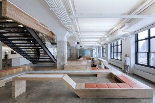 Horizon Media Office / a + i architecture (6)...