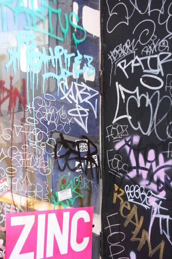 Graffiti & Street Art fonts #Tags #Shoreditch via @richardovery