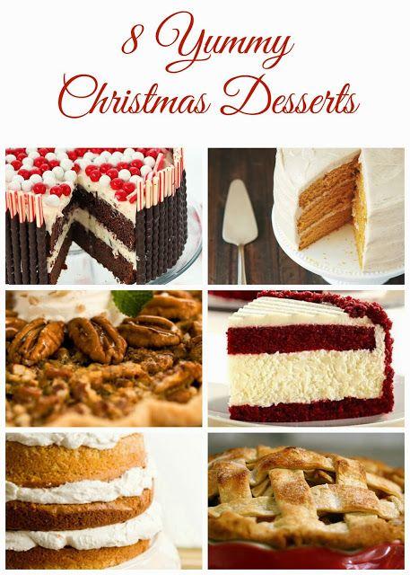 CHRISTMAS DESSERT!!!
