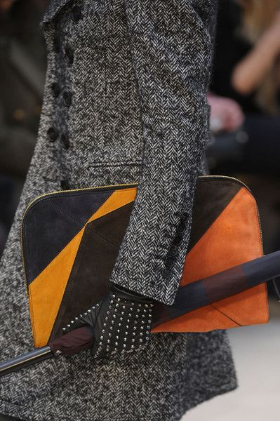 Burberry Prorsum Fall 2012 - Details