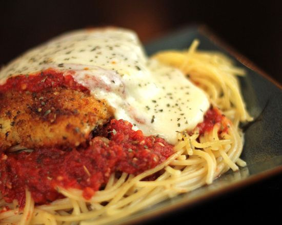 Chicken Parmesan - Favorite Family Recipes