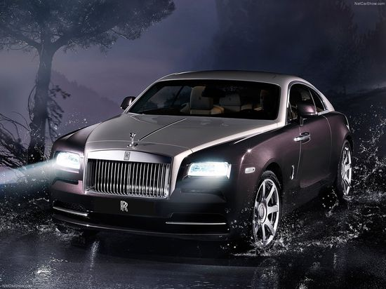 awesome Top 10 Luxurious Cars of the World 2013
