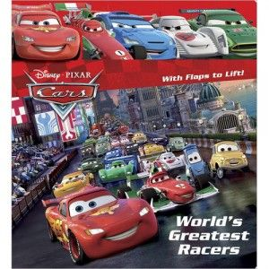 Cars World's Greatest Racers