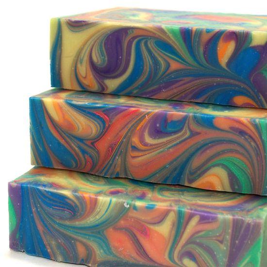Cold Process soap.