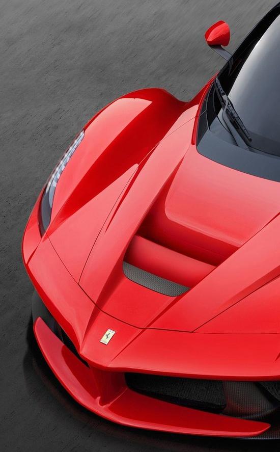 La Ferrari #Red