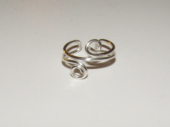 Jewelry Wire Wrapped Ring