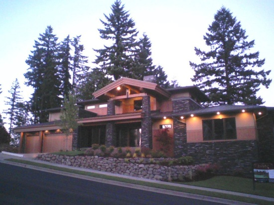 Mystic Ridge home at @HBA Shows   2012 Street of Dreams. Interior Design by @Interior Motives