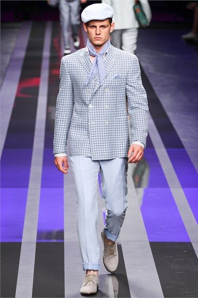 Canali S/S 2013