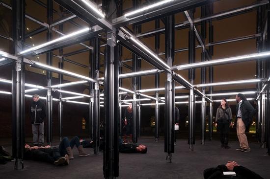 Architectural Installation #architectural #installation