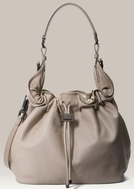 Burberry Drawstring Bag #Handbag #Burberry