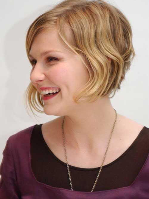Photos of Short Wavy Hair