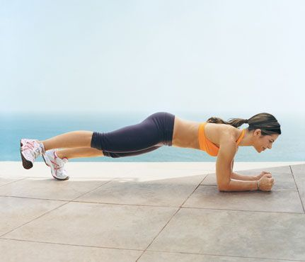 The great 1-month slim-down Jillian Michaels ab workout...or to just maintain/tone...workout switch up examples