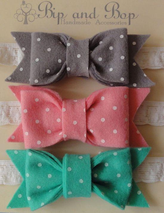 cute girls bows