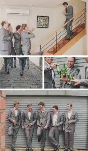 Wedding ideas : groom