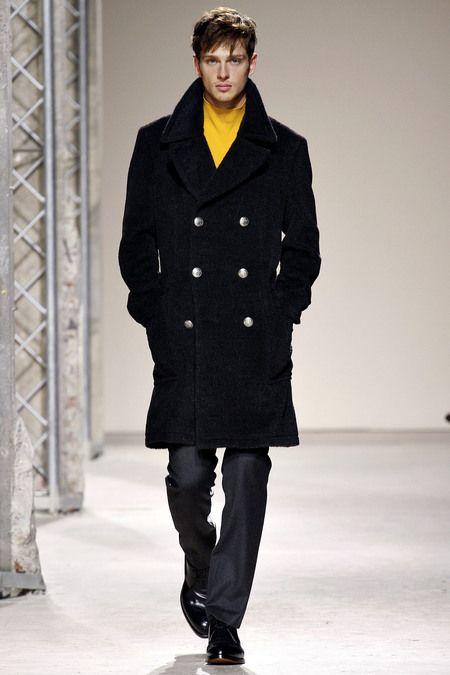 Hermès Fall 2013 Menswear Collection