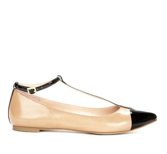 Cute flat shoe!