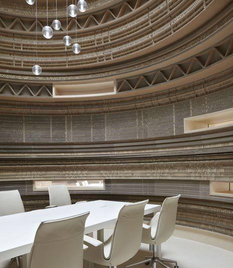 Rabobank Headquarters by Sander Architecten.