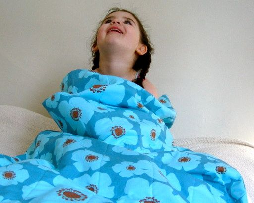 Kids' custom sleeping bag! love it :)