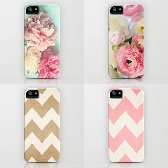 Girly IPhone Cases #cute #girly #cases #iPhone #flowers #zigzag