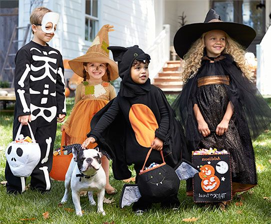 Halloween Party - Cute Ideas for Kids Costumes!