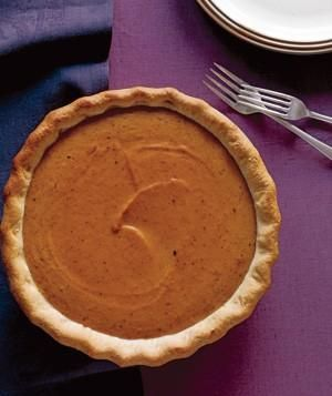 Maple Pumpkin Pie recipe