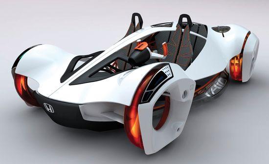 Honda Air Concept Car