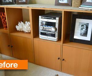 Before & After: Updating Old IKEA Shelving — Lilikoi Joy