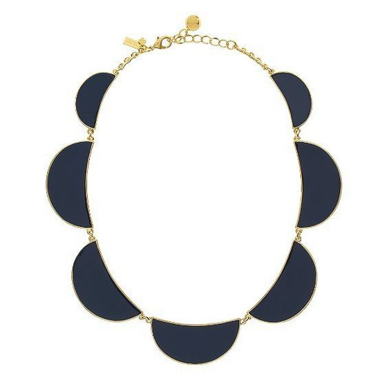 Scallop Short Necklace by Kate Spade