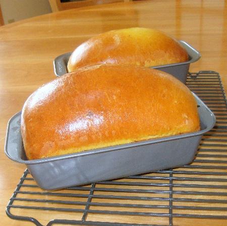 Yam Yeast Bread