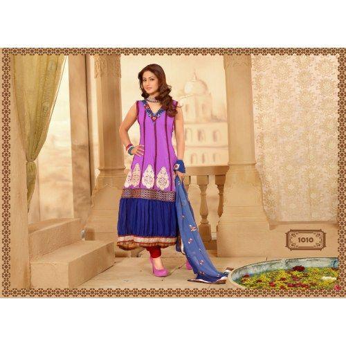 Beautiful Butta work designer Salwar Suit Akshara 110