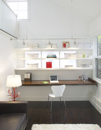 Modern Home Office Design, Pictures, Remodel, Decor and Ideas - page 4