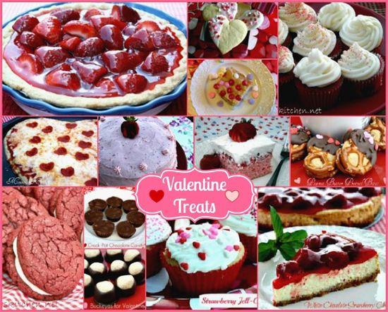 Mommy's Kitchen: Valentines Day Recipe Round- Up