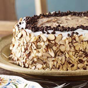 Marvelous Cannoli Cake Recipe I love cannoli!!
