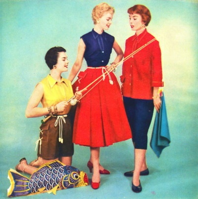 Miracle Sportswear, 1954
