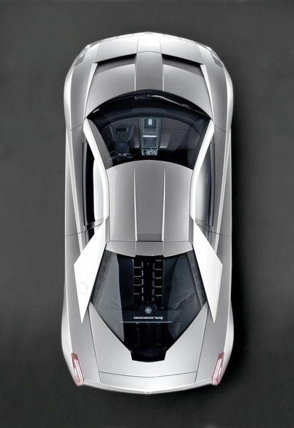 ? Silver car