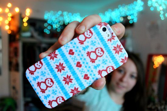 christmas iphone case. ?