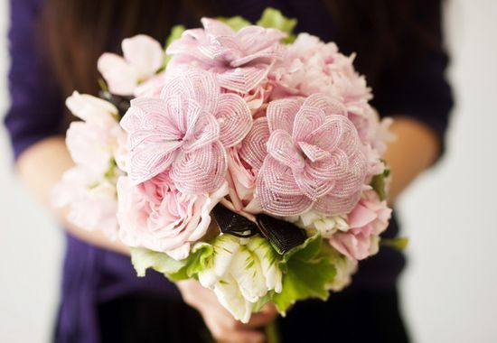 beaded flower #Romantic Life Style