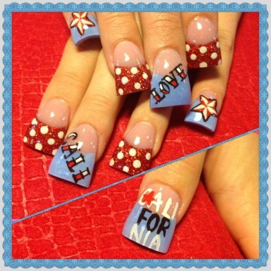 Love Cali nails - Nail Art Gallery