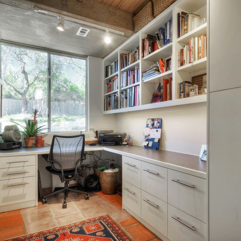 Office Design Ideas, Pictures, Remodel, and Decor - page 11