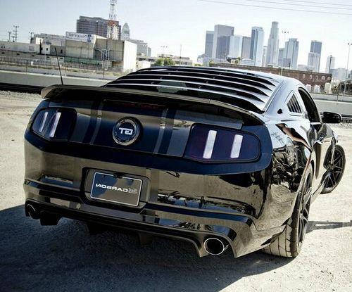 2012 Mustang GT - 3d Carbon