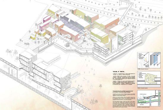 New Taipei City Museum of Art Proposal by Yi-Hsiang Chao Architects & Infinite Studio