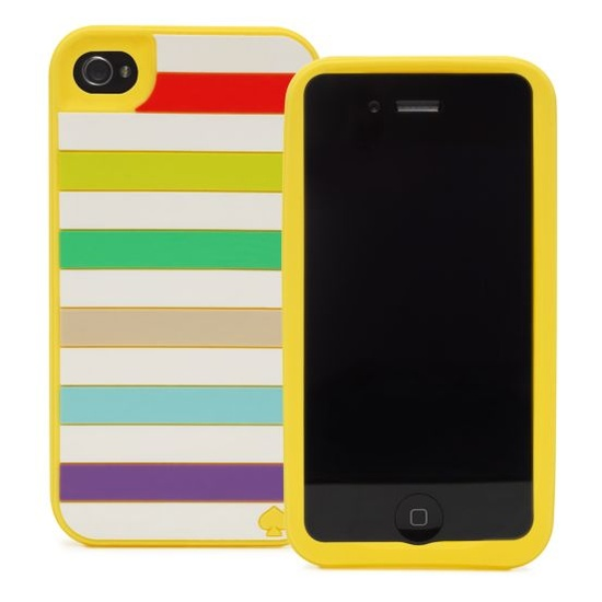 iPhone 4 jubilee stripe.