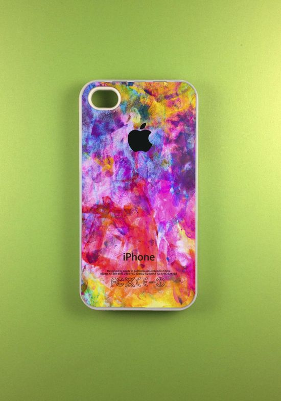 Colorful Iphone 4s Case, Iphone Case, Iphone 4