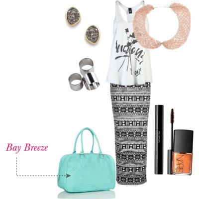 Bay Breeze tote #handbag