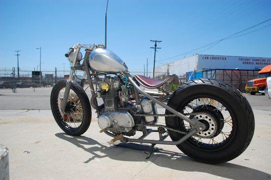 1979 Yamaha XS650Bobber - Pipeburn - Purveyors of Classic Motorcycles, Cafe Racers & Custom motorbikes