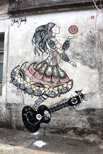 JANA JOANA. street art 000