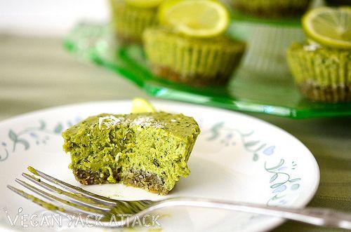 #Greenslove: Raw Coconut Lime Pie #raw #vegan