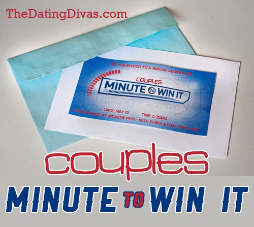 Best group date (or family night) EVER!  Free invite included. www.TheDatingDiva... #datenight #dateideas #datingdivas